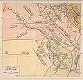 Baghdad Vilayet — Memalik-i Mahruse-i Shahane-ye Mahsus Mukemmel ve Mufassal Atlas (1907).jpg