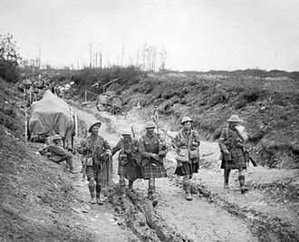 Cyril Deverell - The Battle of Bazentin Ridge, at which Deverell commanded the 20th Brigade, during the First World War