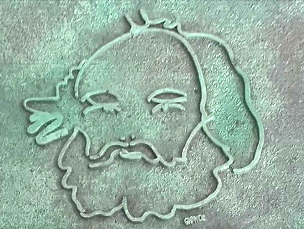 Bakunin Bronze by Garbade