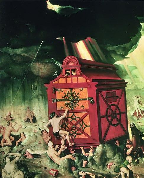 File:Baldung, Hans - Deluge - 1516.jpg