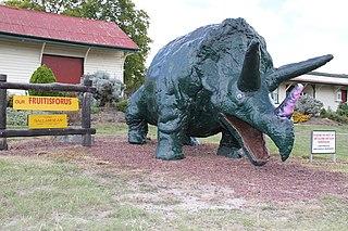 Ballandean, Queensland Town in Queensland, Australia
