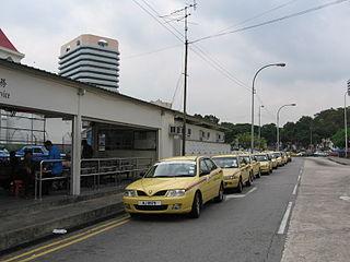 Singapore Johor Bahru Taxi