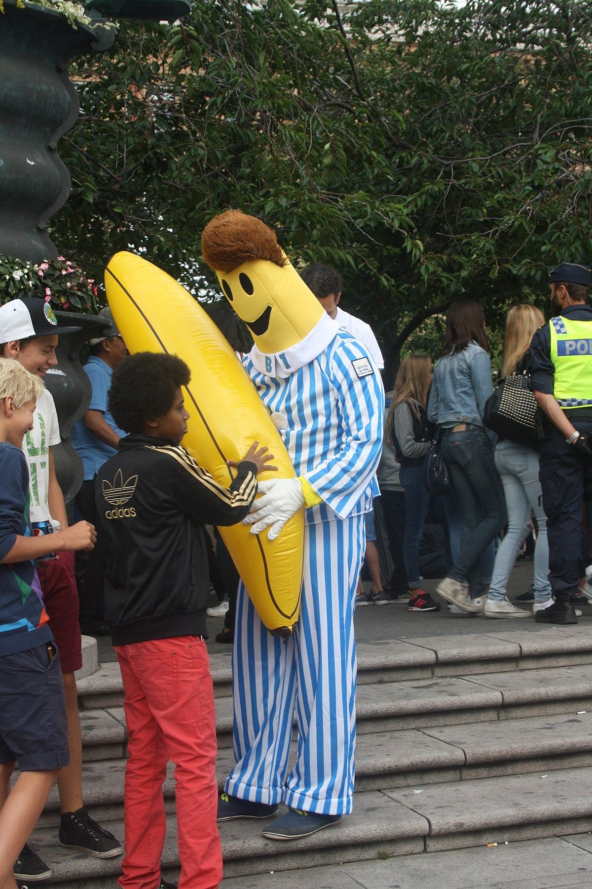 Libre Enciclopedia WikipediaLa Pijamas Bananas En QdWxCorBe