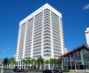 Hato Rey, Puerto Rico - Popular, Inc. headquarters in Hato Rey