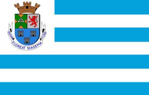 Diadema, São Paulo - Image: Bandeira de Diadema SP, Brasil