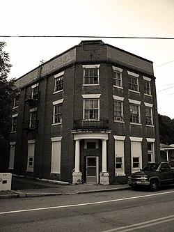 Banco de Matoaka Virginia Occidental