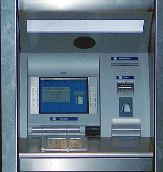 Vandal-resistant switch - Automated Teller Machines (ATMs) use many vandal-resistant switches
