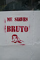 Banner at demonstrations and protests against Chavismo and Nicolas Maduro government 32.jpg