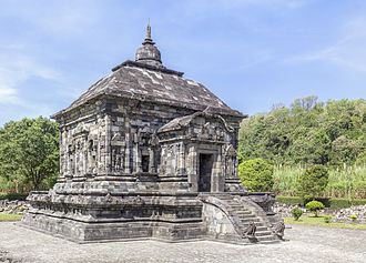 Banyunibo - Banyunibo located in the center of paddy field southeast of Ratu Boko