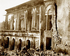 Baranagar Math, dilapidated house of nineteenth century