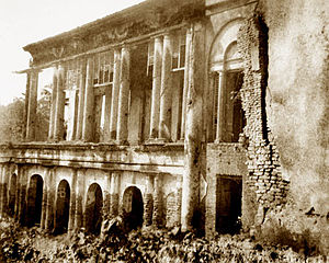 Baranagar Math - Baranagar Math, dilapidated house of nineteenth century