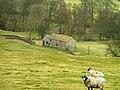 Barn North East of High Blayshaw - geograph.org.uk - 1202484.jpg
