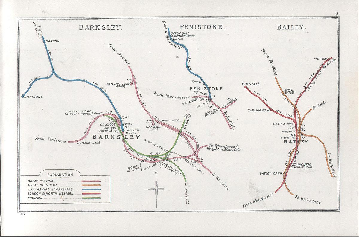 Barnsley Court House railway station  Wikipedia