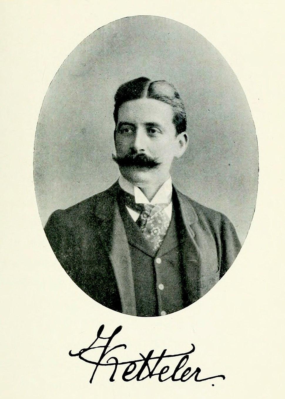 Baron von Ketteler