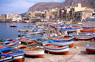 Bagheria Comune in Sicily, Italy