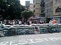 Barricada Caracas 2017.jpg