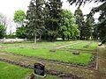 Baruth Mark Sowjetischer Ehrenfriedhof linkes Gräberfeld.JPG