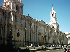 Basilica Cathedral of Arequipa.jpg