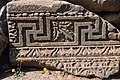 Basilica Complex, Qanawat (قنوات), Syria - Fragment of entablature - PHBZ024 2016 1239 - Dumbarton Oaks.jpg