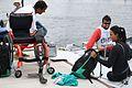 Bastidores da competição de Vela, nas Paralimpíadas Rio 2016 (29690370976).jpg