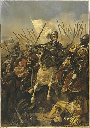 Battle of Agnadello - Image: Bataille d'Agnadel
