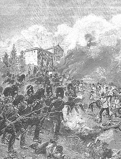 Battle of Custoza (1848) battle