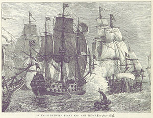 Battle of Goodwin Sands - Image: Battle of Goodwin Sands
