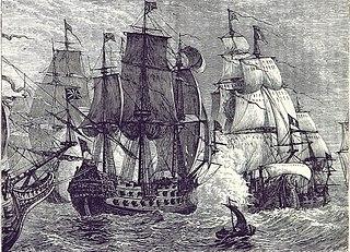 Battle of Goodwin Sands