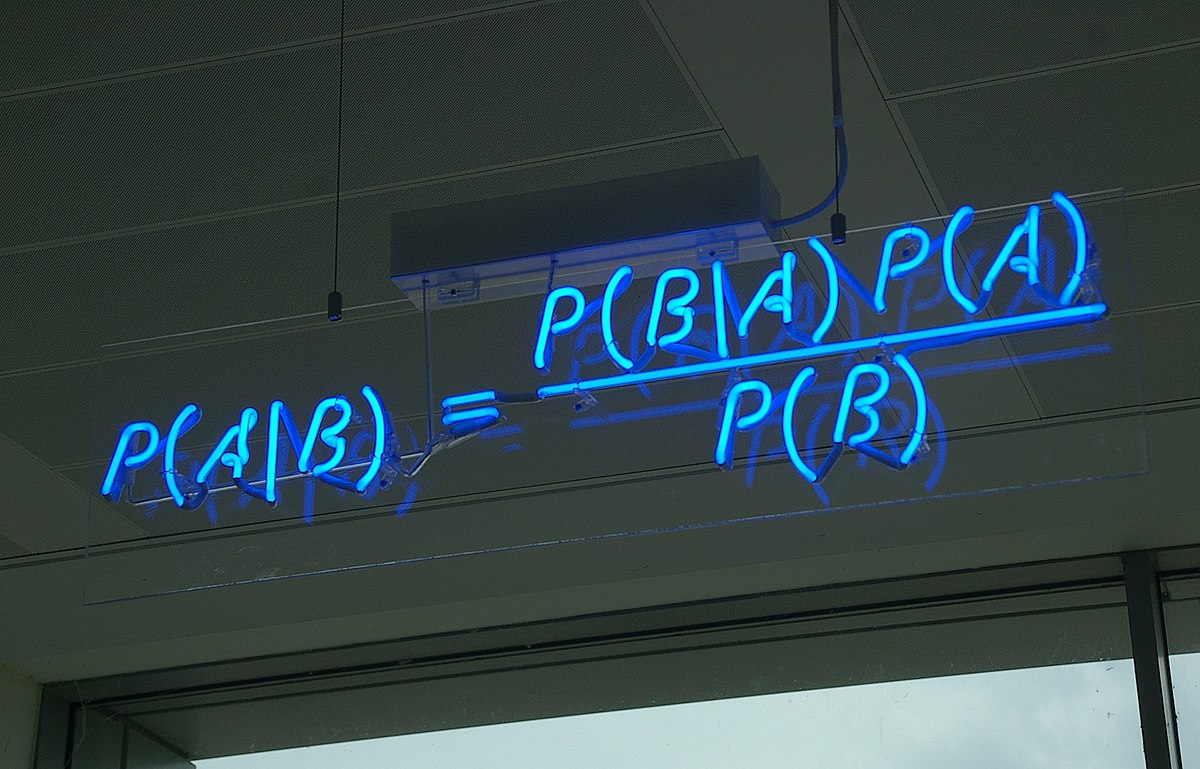 Bayes' theorem - Wikip...