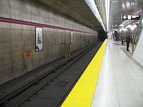 Image illustrative de l'article Bayview (métro de Toronto)