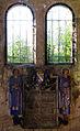 Bazentin (chapelle du cimetière) céramique de Maurice Dhomme 05a.jpg