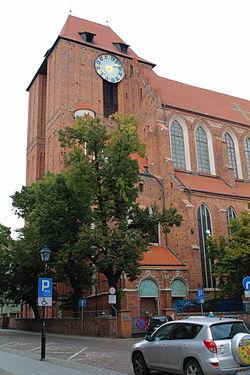 Bazylika katedralna Świętych Jana Chrzciciela i Jana Ewangelisty w Toruniu