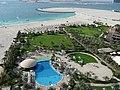 Beach from Le Royal Méridien Beach Resort and Spa in Dubai 3.jpg