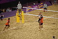 Beach volleyball at the 2012 Summer Olympics (7925288540).jpg