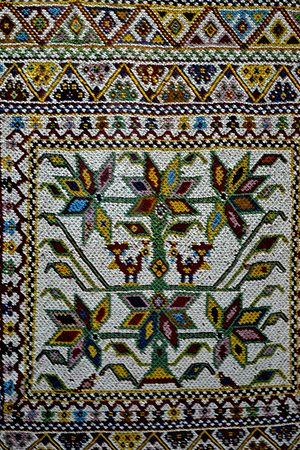 Jamnagar - Bead Work of Jamnagar
