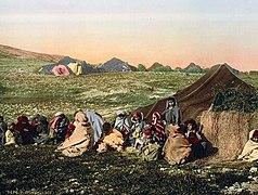 Bedouins - Tunisia - 1899
