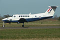 Beech B200 Super King Air ZK454 N (7039607005).jpg