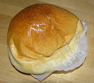 Beef bun - Image: Beef Bun