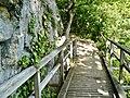 Bei der Burg Hinterer Wielandstein bei Oberlenningen - panoramio.jpg