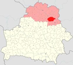 Belarus, Viciebskaja voblasć, Siennienski rajon.png