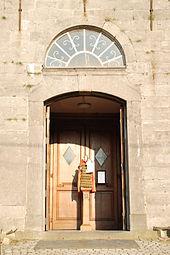 Glise saint tienne de court saint tienne wikip dia - La porte bleue belgique ...