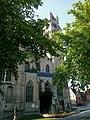 Belgique Bruges Eglise Saint-Sauveur Cote Nord - panoramio.jpg