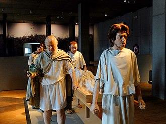 Gallo-Roman Museum, Tongeren - Image: Belgisch limburg 469