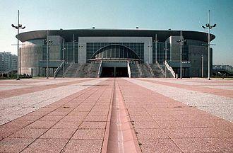 EuroBasket 2005 - Image: Belgrade Arena north