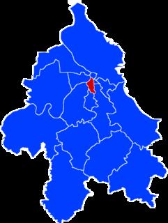 Savski Venac Municipality in Belgrade, Serbia