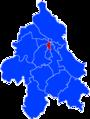 Belgrade Municipalities Savski Venac.png