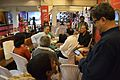 Bengali Writers Adda - Apeejay Bangla Sahitya Utsav - Kolkata 2015-10-10 5667.JPG