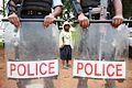Beni, Nord Kivu, RD Congo, 03 décembre 2014- La jeunesse congolaise compte sur la protection des forces de sécurité nationales et de la MONUSCO. (15380942414).jpg