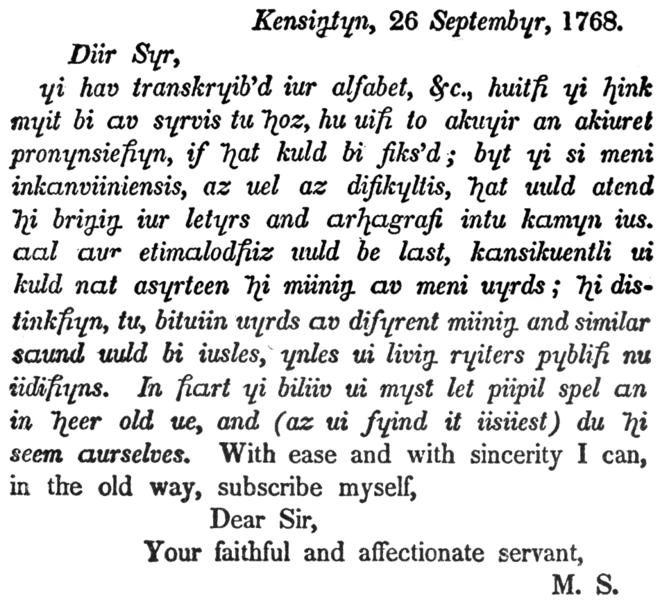Alphabet De Franklin Wikipedia
