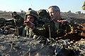 Benny Gantz in fire practice area at Golan Heights, September 2012. III.jpg